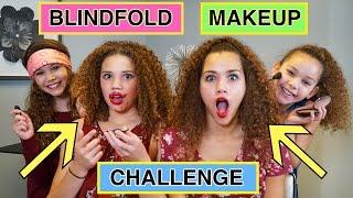 Download BLINDFOLDED MAKEUP CHALLENGE Video