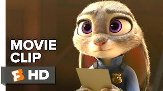 Download Zootopia Movie CLIP - Insubordination (2016) - Idris Elba, Ginnifer Goodwin Animated Movie HD Video