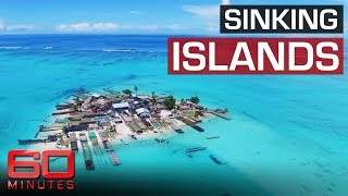 Download Climate change causes Islands to disappear | 60 Minutes Australia Video