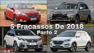 Download 5 Carros Que Não Fizeram Sucesso em 2018! Parte 2 - (Garagem 2.0) Video
