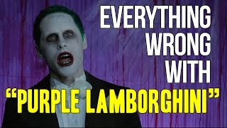 "Download Everything Wrong With Skrillex & Rick Ross - ""Purple Lamborghini″ Video"