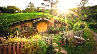 Download The Shire - A Brief Hobbiton Tour in Matamata New Zealand, LOTR The Hobbit Video