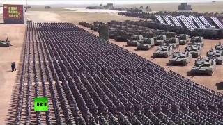 Download Desfile militar con motivo del 90º aniversario del Ejército Popular de Liberación de China Video