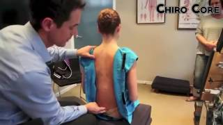 Download Dr Ian - DEMONSTRATES GONSTEAD CHIROPRACTIC ADJUSTMENT Video
