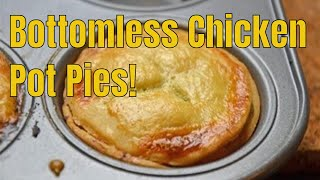 Download Mini Chicken Pot Pies - Quick and Easy Video