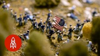 Download Civil War Tails: 5,000 Mini Cats Recreate American History Video