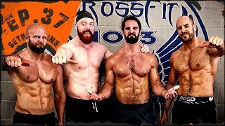 Download Ep.37 Seth Rollins CrossFit Jesus Challenge Workout... Video