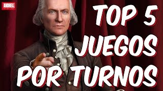 Download Top 5 | Mejores juegos por turnos (2016) Video