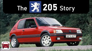 Download The Peugeot 205 Story Video