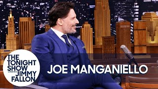 "Download Joe Manganiello Reveals the Moment He Knew Sofia Vergara Was ""The One"" Video"