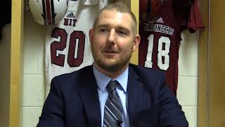 Download Brian Bubna Named as the MIT Football Head Coach Video