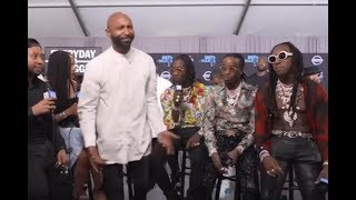 Download The Truth Behind Migos / QC vs Joe Budden incident at the BET Awards from DJ Akademiks POV. Video