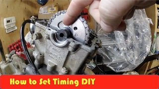 Download Arctic Cat 650H1 Camshaft and Timing Set Up DIY Video