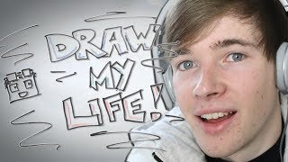 Download Draw My Life - TheDiamondMinecart | 1,000,000 Subscriber Special Video