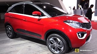 Download 2017 Tata Nexon - Exterior and Interior Walkaround - 2017 Geneva Motor Show Video