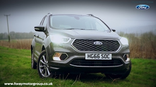 Download New Ford Kuga + Vignale review/test drive UK Video