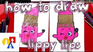 Download How To Draw Lippy Lips Shopkins Video