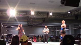 Download Opening Moments From Matt Hardy vs Ryback At WrestleCade Video