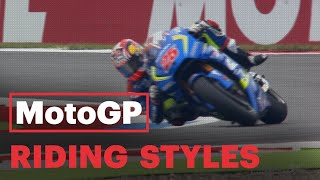 Download MotoGP RIDING STYLES | #MotoGPBuzz Technical Videos Video