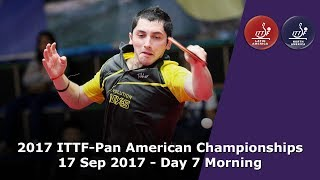 Download 2017 ITTF-PanAm Championships - Day 7 Morning Video