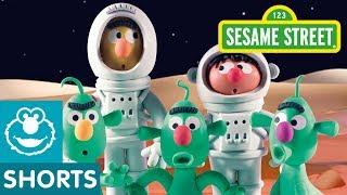 Download Sesame Street: Planet Bert | Bert and Ernie's Great Adventures Video