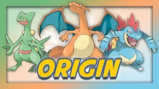 Download Pokemon Origin - Starter Pokemon Video