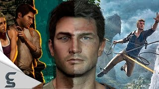 Download The Evolution of Video Game Graphics: Uncharted (Home Console Edition) Video