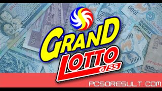 Download PCSO 6/55 Grand Lotto Results Today in the Philippines Video