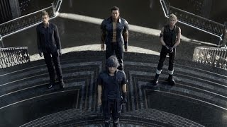 Download Final Fantasy XV Official Ride Together Launch Trailer Video