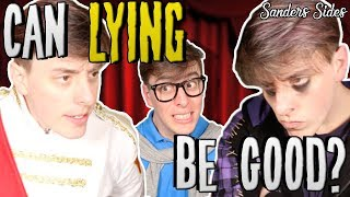 Download Can LYING Be Good?? | Thomas Sanders Video