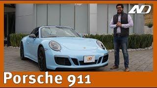 Download Porsche 911 Targa 4 GTS - EI auto perfecto si existe, pero cuesta mucho. Video