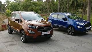 Download 2018 Ford EcoSport S and Signature Edition: Quick Walk around & Features Video