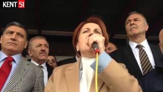 Download Meral Akşener Niğde'de 21 Mart 2017 //Kent51 Web TV Video