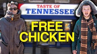 Download How to get free chicken wings in London (Part 2) Video