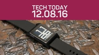 Download Fitbit buys Pebble, Apple may get early movie rentals (Tech Today) Video