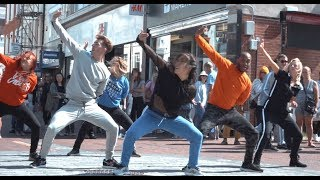 Download Three Incredible 80s Flash Mobs in Sleepy Seaside Town! Video