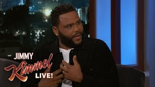 Download Anthony Anderson Embarrassed at World Series Video