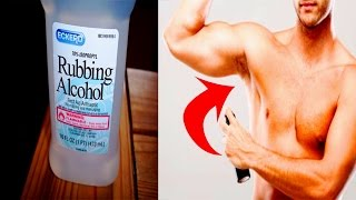 Download 10 Surprising Uses Of Rubbing Alcohol You Didn't Know Video