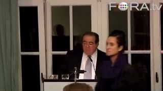 Download Globalization and the law - Justice Antonin Scalia (2009) Video