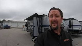 Download 2020 Cherokee Grey Wolf 19 SM Bunk House Travel Trailer with Rear Slide! Video