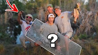 Download CATCHING INVASIVE EELS in FISH TRAP!! Video