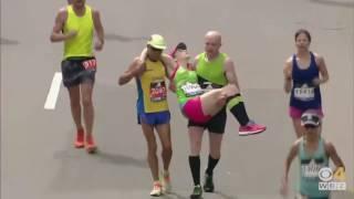 Download Boston Marathon 2017 epic 42k finish! Video