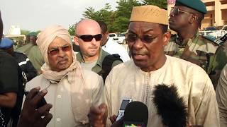 Download Visite Chef de la Minusma et Chef du Gouvernement du Mali à Tombouctou Video