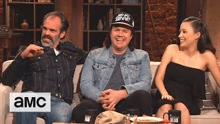 Download Talking Dead: 'Who Would Win in a Fight: Jesus or Chuck Norris?' Fan Questions Ep. 714 Video