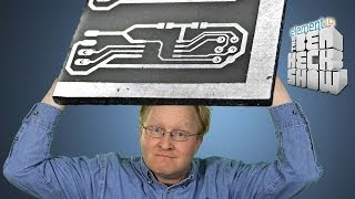 Download Let's Try PCB Etching! Video