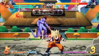 Download Dragonball fighterz goku combos just fooling around.... Video