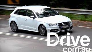 Download Audi S3 Sportback 2014 Video Review   Performance   Drive.au Video
