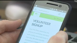 Download Want to volunteer in the Mahoning Valley? There's an app for that Video