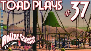 Roller Coaster Tycoon 3 - Part 25 - WELCOME TO THE WILD WEST Free