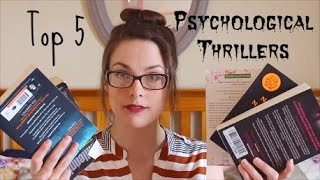 Download My Top 5 Thrillers Video